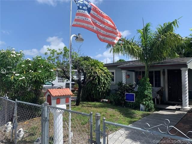 726 W 34th St, Hialeah, FL 33012 (MLS #A11088591) :: CENTURY 21 World Connection
