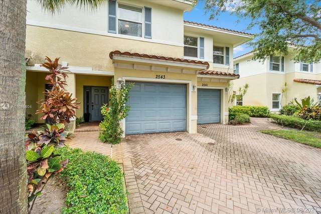 2543 NW 31st Ct, Oakland Park, FL 33309 (MLS #A11088604) :: The Rose Harris Group
