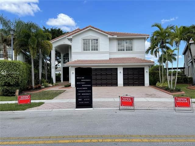 4714 SW 175th Way, Miramar, FL 33029 (MLS #A11088658) :: Equity Realty