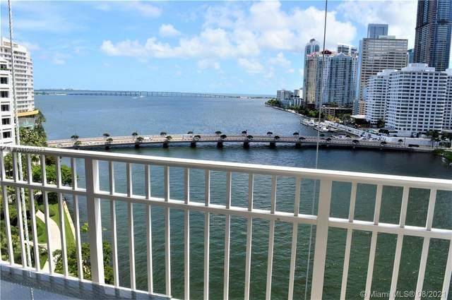 701 Brickell Key Blvd #1203, Miami, FL 33131 (MLS #A11088672) :: GK Realty Group LLC