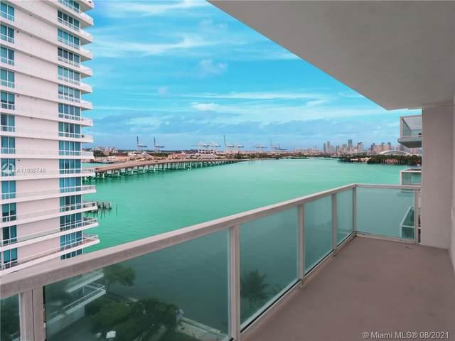 650 West Ave #1002, Miami Beach, FL 33139 (MLS #A11088740) :: Berkshire Hathaway HomeServices EWM Realty