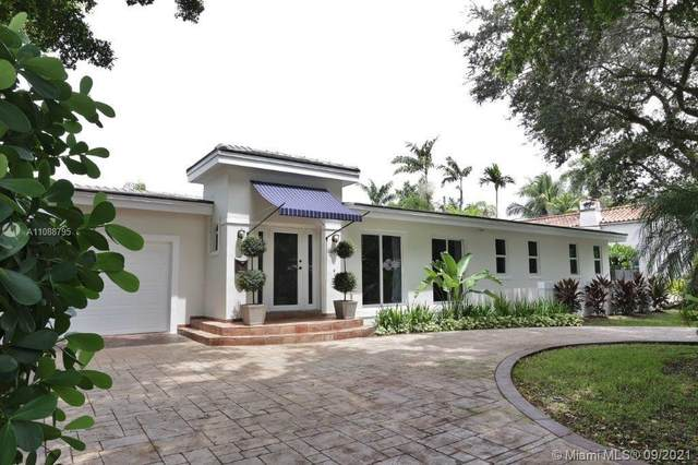 1541 Garcia Ave, Coral Gables, FL 33146 (MLS #A11088795) :: All Florida Home Team