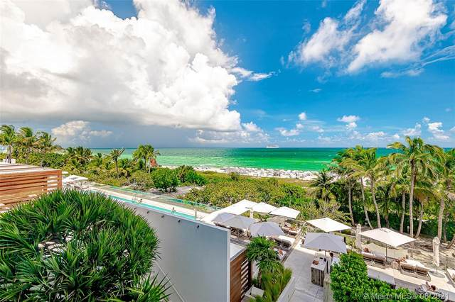 2301 Collins Ave #410, Miami Beach, FL 33139 (#A11088886) :: Posh Properties