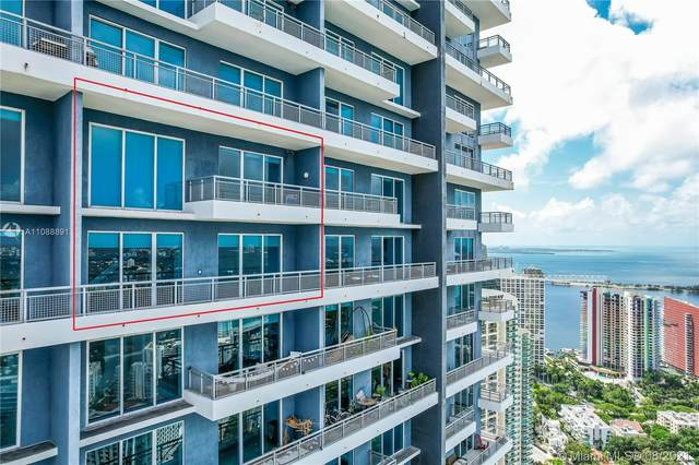 60 SW 13th St #4405, Miami, FL 33130 (MLS #A11088891) :: The Rose Harris Group