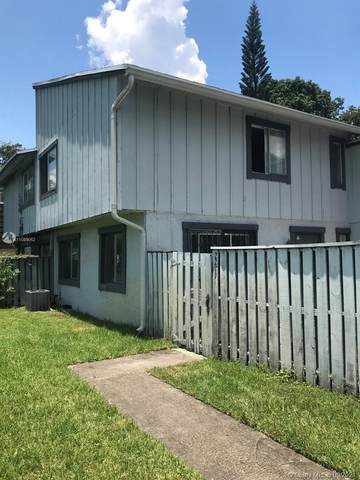 2219 NW 59th Way 67-B, Lauderhill, FL 33313 (MLS #A11089052) :: Castelli Real Estate Services