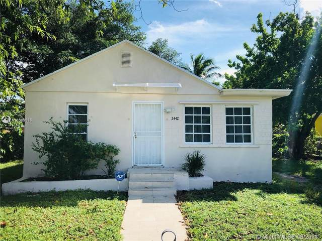 2442 NW 56th St, Miami, FL 33142 (MLS #A11089118) :: CENTURY 21 World Connection