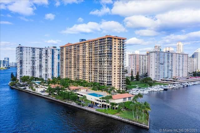 290 174th St #517, Sunny Isles Beach, FL 33160 (MLS #A11089164) :: Berkshire Hathaway HomeServices EWM Realty