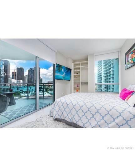 350 S Miami Ave #1714, Miami, FL 33130 (MLS #A11089171) :: The Rose Harris Group
