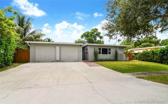 90 NE 133rd St, North Miami, FL 33161 (MLS #A11089185) :: The Rose Harris Group