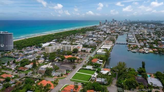 8712 Byron Ave, Surfside, FL 33154 (MLS #A11089223) :: Green Realty Properties