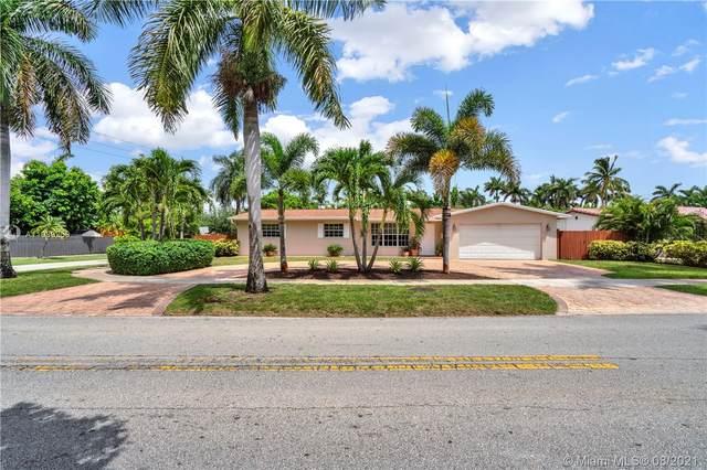 1001 NE 3rd St, Hallandale Beach, FL 33009 (MLS #A11089259) :: Equity Realty