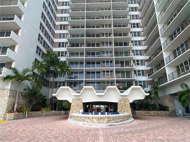 2030 S Ocean Dr #903, Hallandale Beach, FL 33009 (MLS #A11089319) :: GK Realty Group LLC