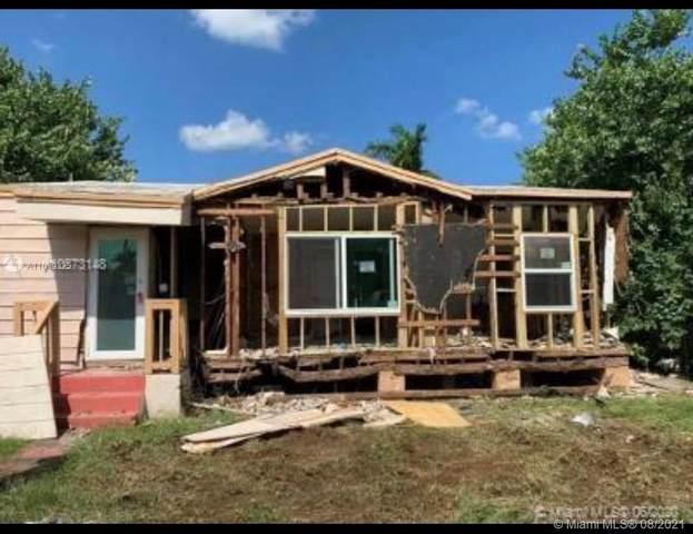 435 NW 7th St, Homestead, FL 33030 (MLS #A11089325) :: Douglas Elliman