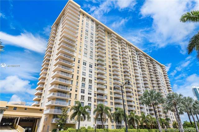 231 174th St #314, Sunny Isles Beach, FL 33160 (MLS #A11089377) :: Castelli Real Estate Services