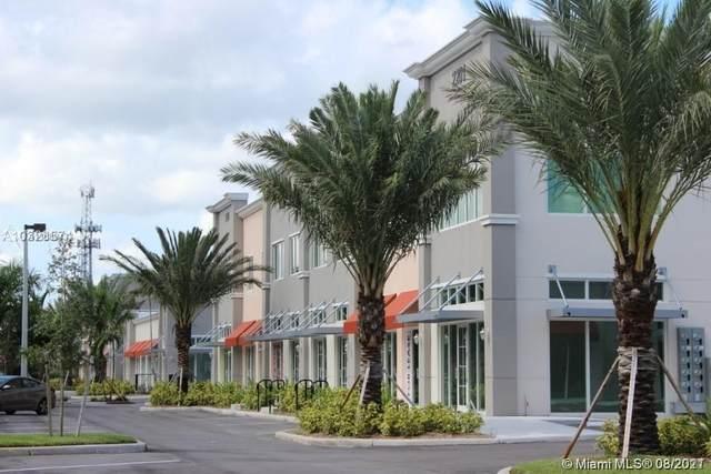 2201 SW 101st Ave #4-210, Miramar, FL 33025 (MLS #A11089433) :: Green Realty Properties