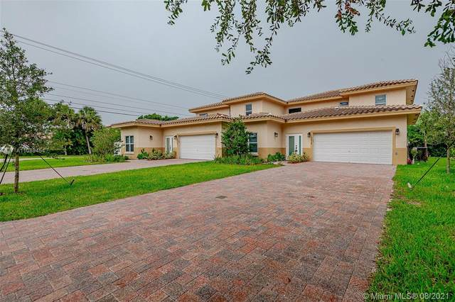 2824 NW 91st Ave, Coral Springs, FL 33065 (MLS #A11089454) :: CENTURY 21 World Connection