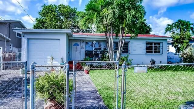 3381 NW 20th St, Miami, FL 33142 (MLS #A11089542) :: Jo-Ann Forster Team
