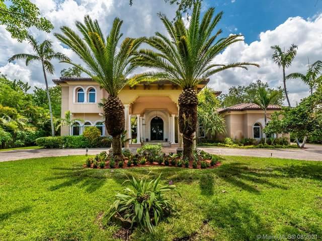 10900 SW 62nd Ave, Pinecrest, FL 33156 (MLS #A11089562) :: Douglas Elliman