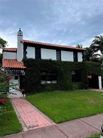 2133 Meridian Ave, Miami Beach, FL 33139 (MLS #A11089578) :: The Rose Harris Group