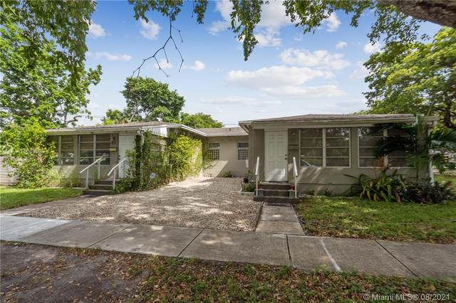 1137 NE 123rd St, North Miami, FL 33161 (MLS #A11089613) :: Equity Realty