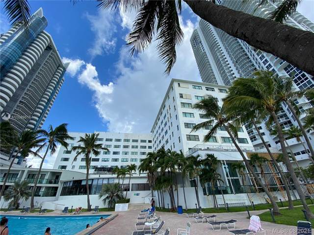 6345 Collins Ave #816, Miami Beach, FL 33141 (MLS #A11089615) :: KBiscayne Realty