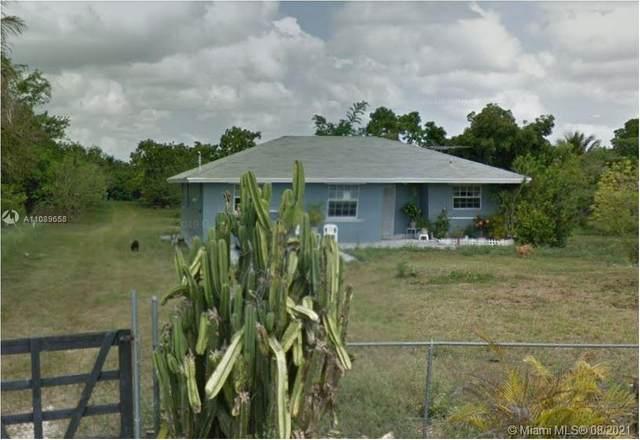 39001 SW 209th Ave, Homestead, FL 33034 (MLS #A11089658) :: All Florida Home Team
