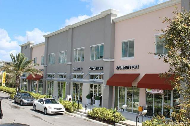 2101 SW 101st Ave #6-101, Miramar, FL 33025 (MLS #A11089669) :: Green Realty Properties