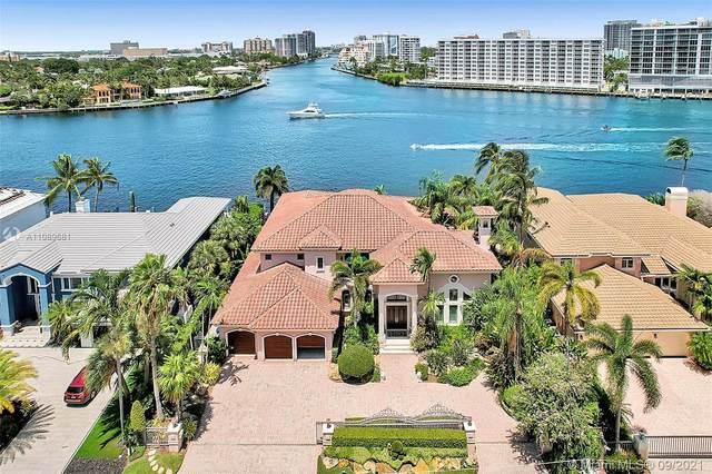 2543 Aqua Vista Blvd, Fort Lauderdale, FL 33301 (MLS #A11089681) :: The Pearl Realty Group