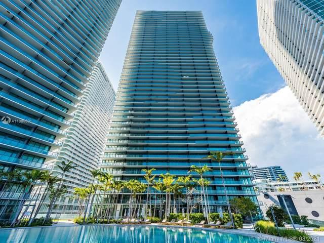 650 NE 32nd St #4504, Miami, FL 33137 (MLS #A11089801) :: Berkshire Hathaway HomeServices EWM Realty