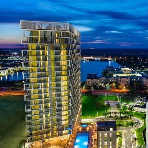 2000 Metropica Way #207, Sunrise, FL 33323 (MLS #A11089807) :: Green Realty Properties