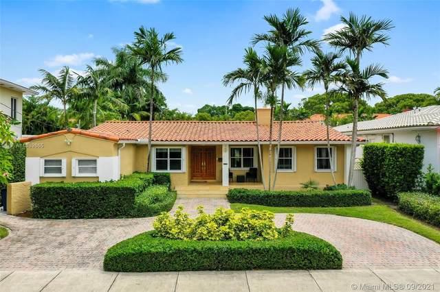 5371 N Bay Rd, Miami Beach, FL 33140 (MLS #A11089865) :: Jo-Ann Forster Team