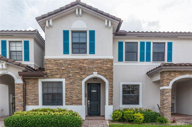 11531 SW 150th Pl #0, Miami, FL 33196 (MLS #A11089932) :: The Rose Harris Group
