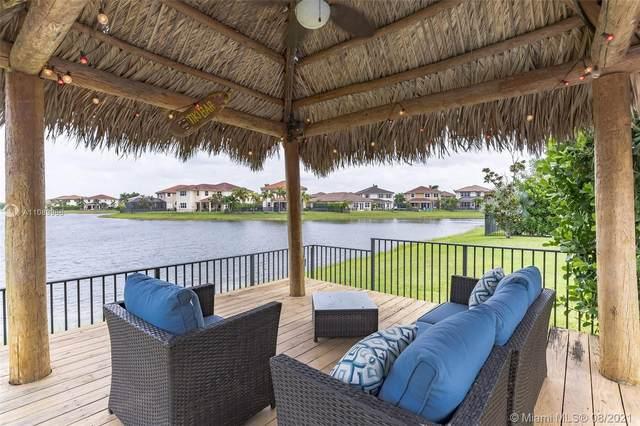 8650 Waterside Ct, Coral Springs, FL 33076 (MLS #A11089966) :: The Pearl Realty Group
