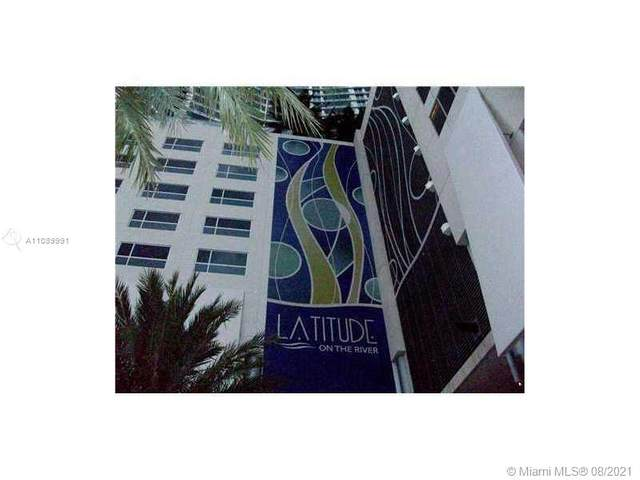 185 SW 7 ST #2001, Miami, FL 33130 (MLS #A11089991) :: The Pearl Realty Group