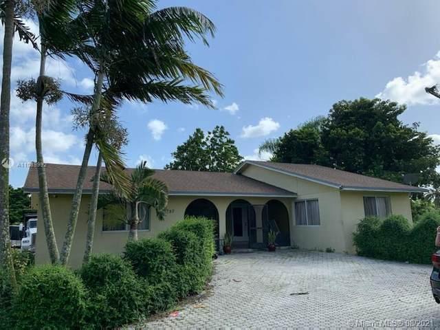20780 SW 234th St, Homestead, FL 33031 (MLS #A11089992) :: Jo-Ann Forster Team