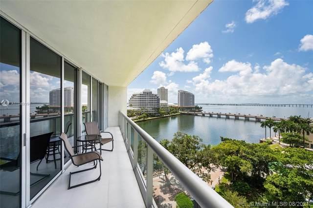 495 Brickell Ave #903, Miami, FL 33131 (MLS #A11089994) :: GK Realty Group LLC
