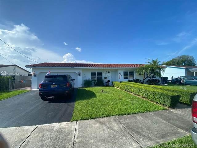 12615 SW 28 Th St, Miami, FL  (MLS #A11089995) :: Douglas Elliman