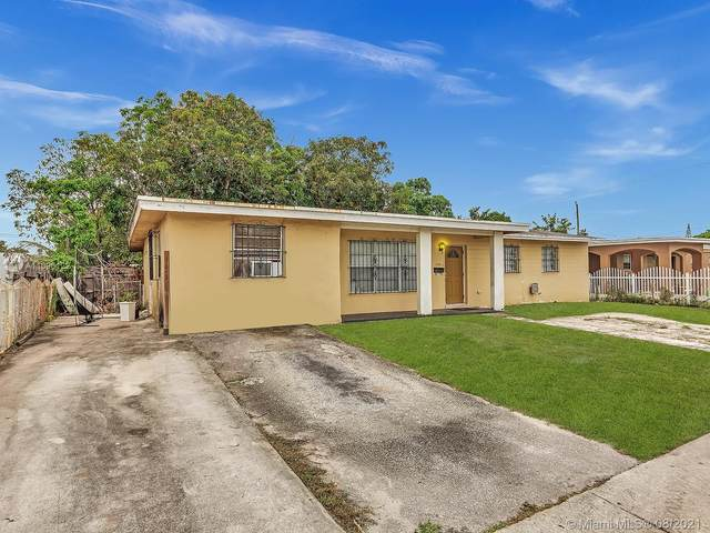 17415 NW 48th Ct, Miami Gardens, FL 33055 (MLS #A11090122) :: The Pearl Realty Group
