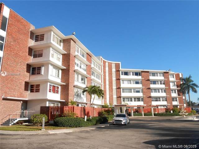 1700 NE 105th St #101, Miami Shores, FL 33138 (MLS #A11090145) :: The Jack Coden Group