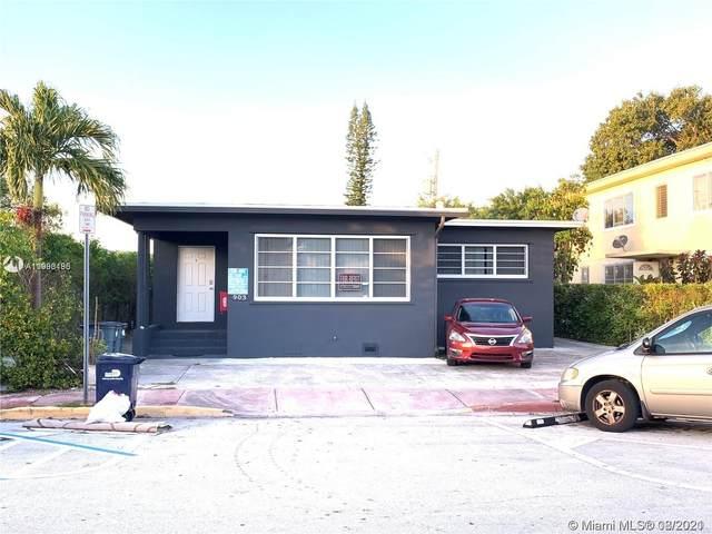 903 80th St, Miami Beach, FL 33141 (MLS #A11090186) :: Castelli Real Estate Services