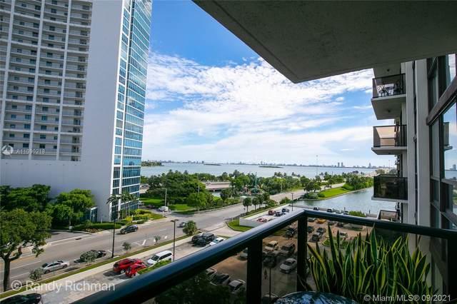 600 NE 36th St #705, Miami, FL 33137 (MLS #A11090218) :: Green Realty Properties