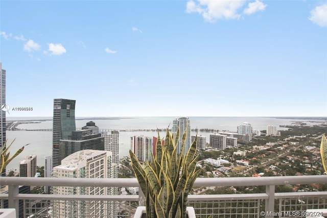 60 SW 13th St #3013, Miami, FL 33130 (MLS #A11090241) :: The Rose Harris Group