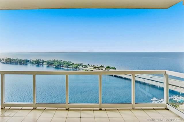 2451 Brickell Ave 20S, Miami, FL 33129 (MLS #A11090284) :: Douglas Elliman