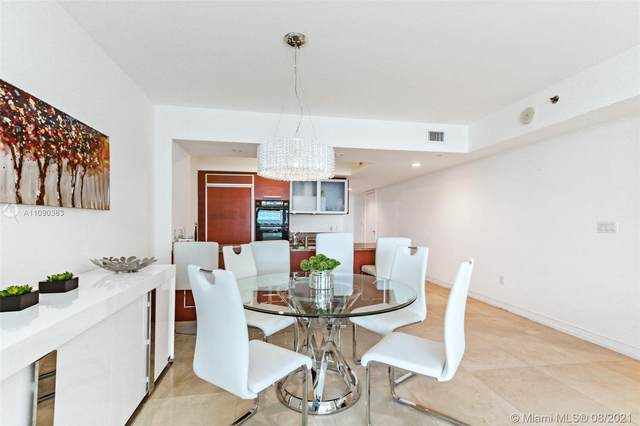 1830 S Ocean Dr #2711, Hallandale Beach, FL 33009 (MLS #A11090363) :: Berkshire Hathaway HomeServices EWM Realty