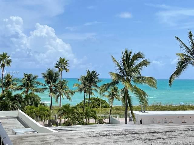 6345 Collins Ave #442, Miami Beach, FL 33141 (MLS #A11090450) :: Douglas Elliman