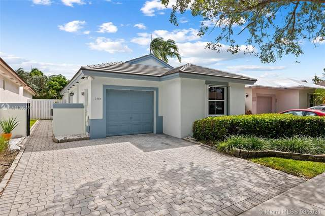 7548 NW 3rd St, Plantation, FL 33317 (MLS #A11090461) :: Equity Realty