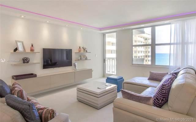 9801 Collins Ave 17P, Bal Harbour, FL 33154 (MLS #A11090496) :: Castelli Real Estate Services