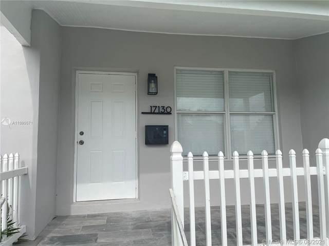 17130 NE 6th Ct, North Miami Beach, FL 33162 (MLS #A11090571) :: Douglas Elliman