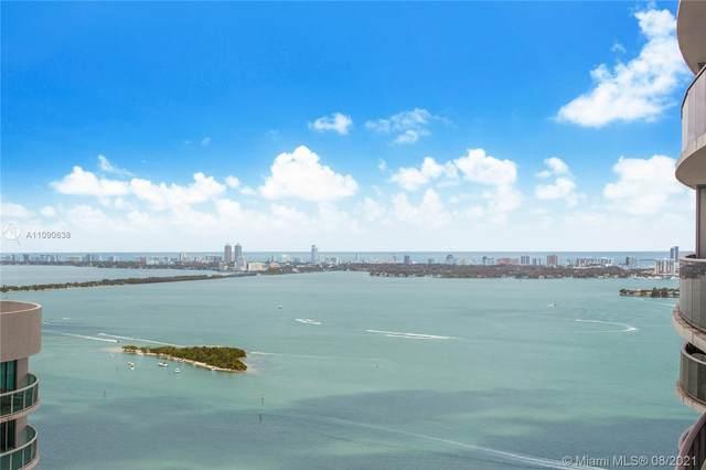 488 NE 18th St #4107, Miami, FL 33132 (MLS #A11090638) :: GK Realty Group LLC