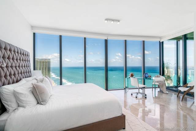 18555 Collins Ave #5105, Sunny Isles Beach, FL 33160 (MLS #A11090651) :: Green Realty Properties